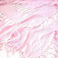 Quality Knitted Shawls, Made of 100% Acrylic, Fashionable Design for sale
