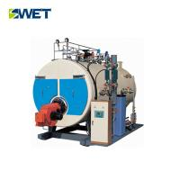 China 2 T / H Natural Gas Steam Boiler For Paper Industry , High Efficiency Gas Boiler on sale