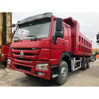 Quality 30 Tons 6*4 Used Dump Trucks Second Hand Tipper Truck Construction Or Transport for sale