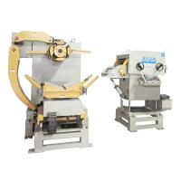 Quality Automatic Nc Coil Feeder Straightener And Decoiler 3 In 1 Machine With Hydraulic Care for sale