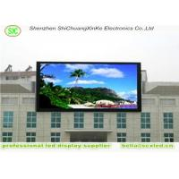 China Waterproof Digitalfull color led display board Outdoor LED Signs P10 Outdoor LED Electronic Signs on sale