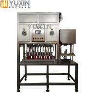 Quality aluminum small canning machine automatic for sale