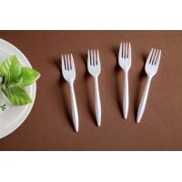 Quality Plastic Fork PS Fork PS Cutlery Tableware Plastic Cutlery for sale