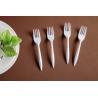 Buy cheap Plastic Cutlery Plastic Fork Plastic Spoon Knife Set Dinnerware from wholesalers
