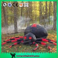 Quality Custom Oxford Halloween Event Decoration Inflatable Spider Cartoon for sale
