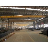 single girder overhead crane light weight 10 ton