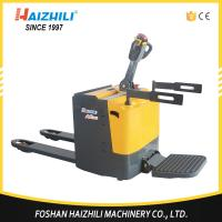 Quality Hot selling material handing tools 2500kg full electric automatic pallet truck for sale