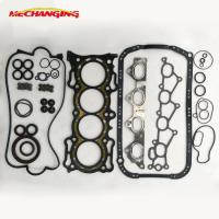 Quality FOR HONDA ACCORD IV Aerodeck 2.2 16V F22A1 F22A4 Automobile Spare Parts Engine Parts GASKET KIT A Set Engine Gasket for sale