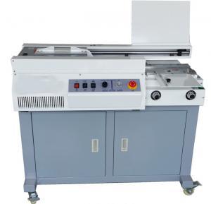 Wireless Hot Glue Book Binder Binding Machine For A4 Size 320mm Paper