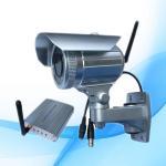 Quality Internal Long Range Wireless Camera OSD With Bracket , 36 IR LEDs for sale