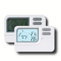 Quality Infrared Underfloor Heating Room Thermostat For Electric Heating System IP20 for sale