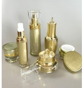 Quality Silk Printing PP Small 15ml 15g Acrylic Empty Matt Cosmetic Cream Jar for sale