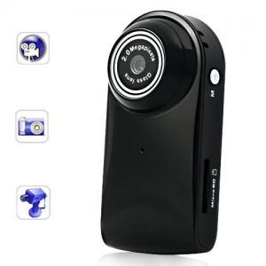 Buy cheap Mini Portable Digital Sports Camera Video Recorder Voice Activated Lens (QT-PDV90) product