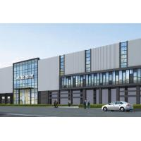 Quality Good Price New Warehouse Steel Structure For Supermarket And Logistic Warehouse for sale