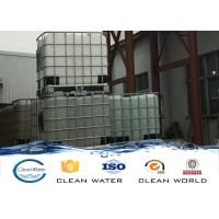 Buy cheap Paper Making Effluent Water Decoloring Agent Light Color Liquid PH 1.5 - 3.0 product