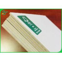 China 1MM 2MM Thickness Recycled Material Grey Chipboard In Sheet Packing on sale