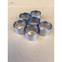 Quality TP304L TP316L Seamless Stainless Steel Sleeve Rolling Or Drawing CNC Machining for sale