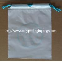 Quality Lovely Drawstring Plastic Bags For Children Toy And Books / Kids Gift/Printing Packaging Poly Bags for sale