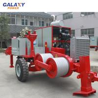 China 120KN Electric Power Transmission Line Equipment For Transmission And Distribution on sale