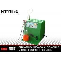 Quality CE Diesel Fuel Injection Test Equipment 220V 24W High Pressure Double Crank for sale