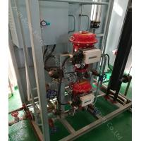 Quality Stainless Steel Nitrogen - Hydrogen Mixing Device Ammonia Cracker Furnace for sale