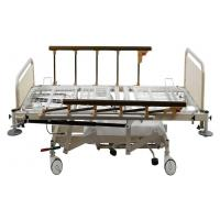 Quality Hydraulic Hospital Bed With Pump For HI-LO Movement , Gas Spring For Trendelenburg for sale