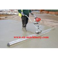 Quality Walk Behind Concrete Surface Finishing Screed Construction Machinery for sale
