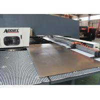 Quality Servo Type CNC Punch Press Machines With Auto Index 80m/Min Traversing Speed for sale