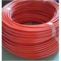 China Silicone Coated Fiberglass Expandable Braided Sleeving / Sleeves / Tubing / Pipes on sale