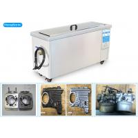 China 30L Tank Ultrasonic Gun Cleaner With Small Parts Basket 800W Heating Power on sale
