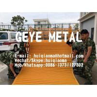 Quality Polyester Mesh type Traction Mats, Vehicle Self Recovery Mats, Vehicle Mobility Mat for sale