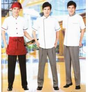 China Hotel/restaurant Uniform on sale