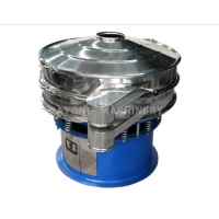 Quality Two Layer 500 Mesh Diameter 1750mm Rotary Vibrating Screen for sale