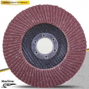 Flat Shape Flap Disc