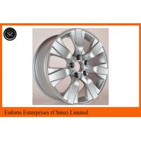 China OEM Caps 17inch Hyper Silver honda alloy wheels / honda accord wheels on sale