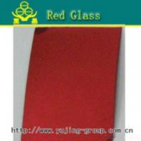 China Red Float Glass on sale