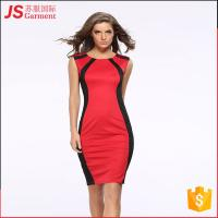 China S-XXXL Elegant Office Dresses Fashionable Office Wear For Ladies on sale