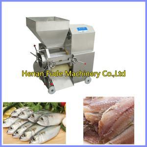 Quality Automatic Fish deboner ,fish meat bone separator for sale