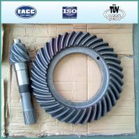 Quality Carbon steel auto parts car transmission bevel gear forged for sale
