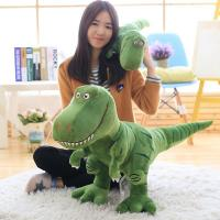 Buy Eesy Clean Soft Plush Toys Extra Huggable Dinosaur Pp Cotton Stuff Customized Size at wholesale prices