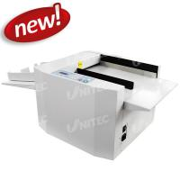 China LCD Panel Operated Durable Paper Creasing Machine Hand Feed Type Crease-330 on sale