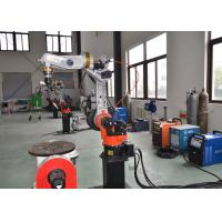 China Automobile MIG Welding Robot Space Saving Preengineered Heavy Duty Boost Cycle Time on sale