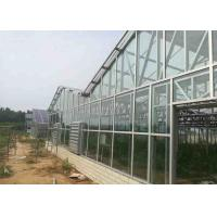 Quality Open Area Solar PV System 30KW Glass Cover Material 8 - 12 M Span CE Certification for sale