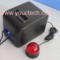 China 80mm thermal pos printer with autocutter USB interface 260mm/s printing speed on sale