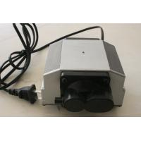 Quality General Hydroponics Double Diaphragm Air Pump 12V / 220V With Duckbill Valves for sale
