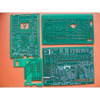 Buy cheap High power 0.15mm High precision 94 - V0 Single Sided PCB Board with PI Material from wholesalers