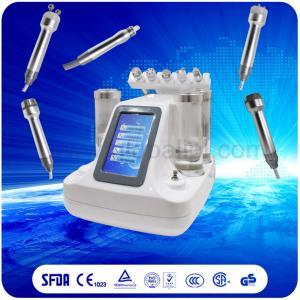 China Good Result Water Oxygen Jet Peel Machine / Oxygen Facial Machine on sale