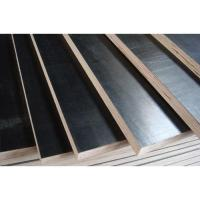 Poplar Core Film Faced Plywood High Strength With Smooth Surface Treatment