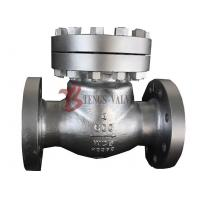 Quality 2 Inch - 36 Inch Metal Seated Check Valve H44 API 6D Work Automatically for sale