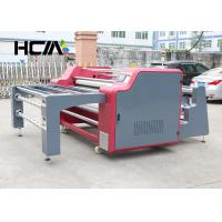 Quality 21 KW Power Saving Dye Sublimation Equipment For Women Dress Garment Printing for sale